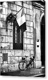 Italy Acrylic Print by John Rizzuto