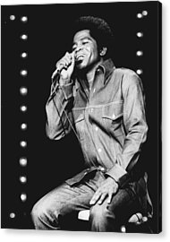 James Brown Acrylic Print by Retro Images Archive