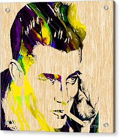 James Dean Collection Acrylic Print