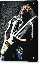 John Frusciante Acrylic Print
