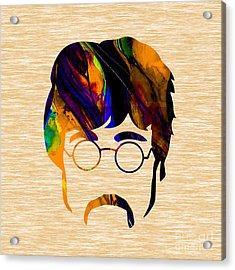 John Lennon Collection Acrylic Print
