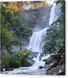 Kaaterskill Falls Square Acrylic Print