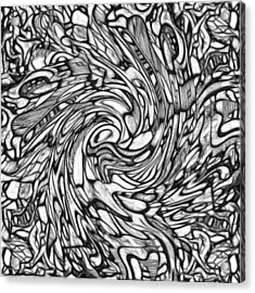 #2 Keiko Series  Acrylic Print