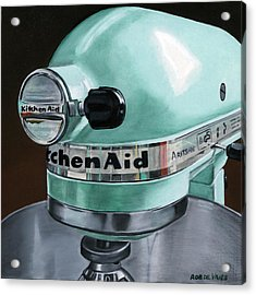Kitchenaid Acrylic Print