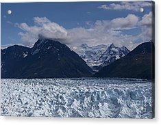Knik Glacier Alaska Acrylic Print