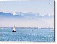 Lake Of Constance Acrylic Print