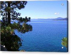 Lake Tahoe 2 Acrylic Print by J D Owen