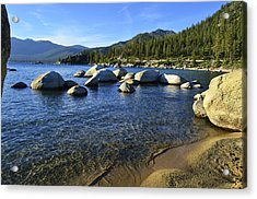 Lake Tahoe Beauty Acrylic Print