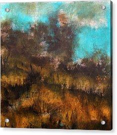 Landscape Acrylic Print by Katie Black