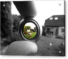 Life Through The Lens Acrylic Print by Jay Harrison