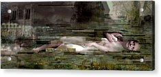 L'inconnue De La Seine Acrylic Print