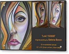 Lost 150808 Acrylic Print