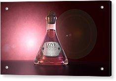 Love Potion Acrylic Print by Allan Swart