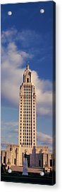 Low Angle View Of A Government Acrylic Print
