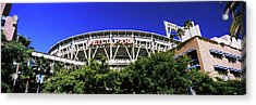 Low Angle View Of Baseball Park, Petco Acrylic Print