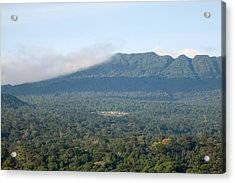 Luba On Island Of Bioko In Equatorial Guinea Acrylic Print