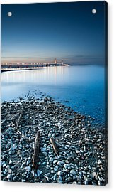 Mackinac Bridge Acrylic Print