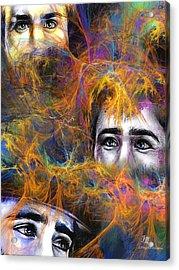 Matt Acrylic Print