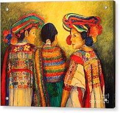 Mexican Impression Acrylic Print
