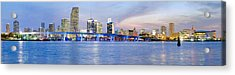 Miami 2004 Acrylic Print