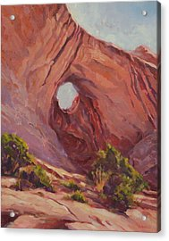 Moab By Morning Acrylic Print