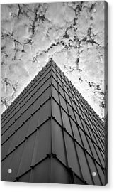 Modern Architecture Acrylic Print by Chevy Fleet