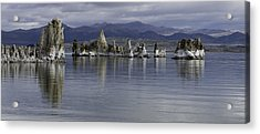 Acrylic Print featuring the photograph Mono Lake by Betty Depee