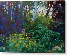 Morning Walk Acrylic Print