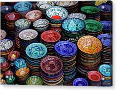 Morocco, Marrakech Acrylic Print by Kymri Wilt