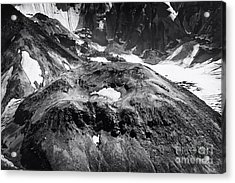 Mt St. Helen's Crater Acrylic Print by David Millenheft