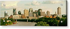 Nashville Panorama Acrylic Print