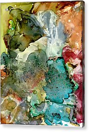 New Upload Acrylic Print by Susan Kubes