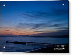 North Monterey Bay Acrylic Print
