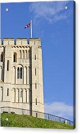 Norwich Castle Acrylic Print