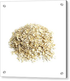 Oats Acrylic Print by Science Photo Library