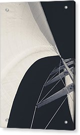 Obsession Sails 10 Acrylic Print