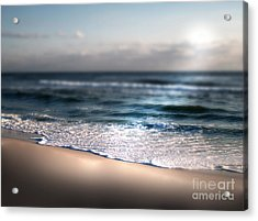 Ocean Blanket Acrylic Print by Jeffery Fagan