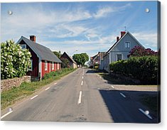 Oland Sweden Acrylic Print