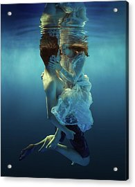 Only Two Acrylic Print