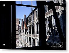 Packard Factory Acrylic Print