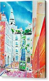Passage Cottin Acrylic Print