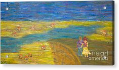 Peace In The Valley Acrylic Print