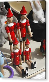 Acrylic Print featuring the photograph Pinocchio by Craig B
