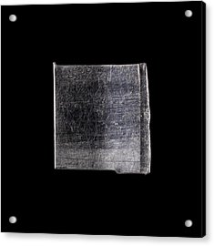 Platinum Acrylic Print by Science Photo Library
