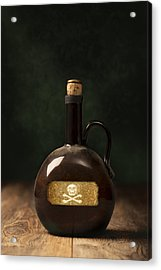 Poison Bottle Acrylic Print