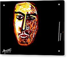 Portrait-5 Acrylic Print