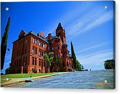 Preston Castle Acrylic Print