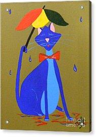 Rain Bow Acrylic Print