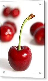 Red Cherries Acrylic Print