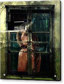 Reflections Acrylic Print by Gun Legler